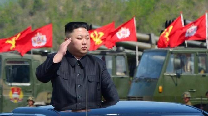 Nhà lãnh đạo Triều Tiên Kim Jong-un. Ảnh: Dwnews.