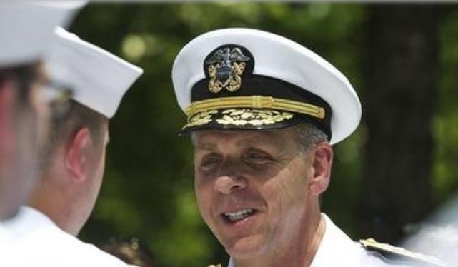 Đô đốc Philip S. Davidson, Tân Tư lệnh Bộ tư lệnh Thái Bình Dương, quân đội Mỹ. Ảnh: Sina.