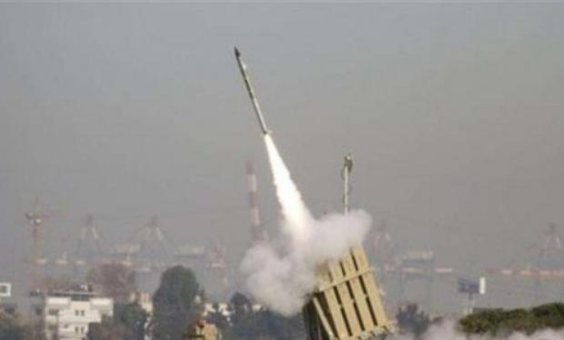 Hệ thống phòng thủ Iron Dome của Israel. Ảnh: Sina.