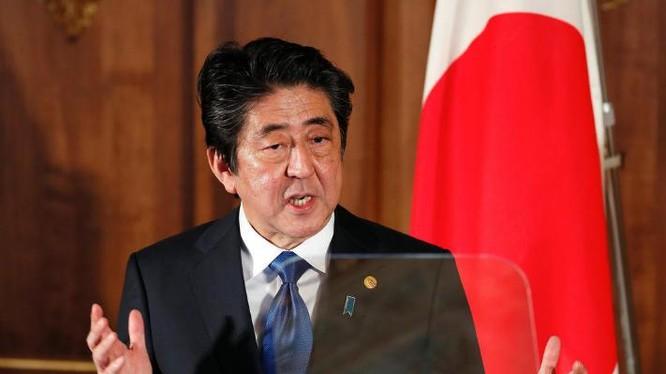 Nhật Bản có xu hướng cứng rắn hơn với Trung Quốc về an ninh, quốc phòng. Ảnh: TODAYonline.