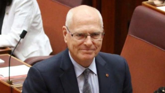 Thượng nghị sĩ đảng Tự do Australia Jim Molan. Ảnh: ABC.