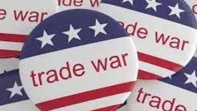 Mỹ đang gây chiến tranh thương mại trên phạm vi thế giới. Ảnh: Sina.