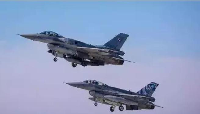 Máy bay chiến đấu của NATO. Ảnh: Sina.