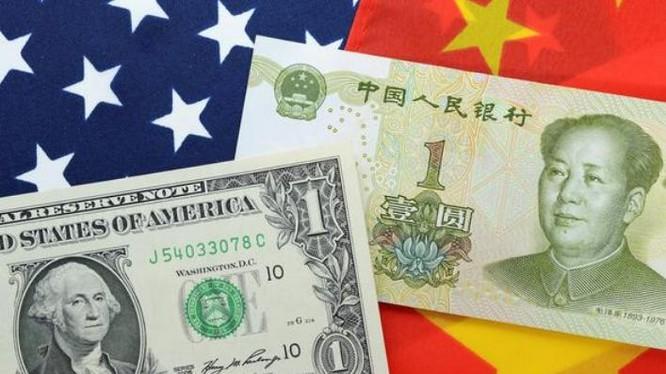 Chiến tranh tiền tệ Trung - Mỹ sẽ bùng phát? Ảnh: DW.