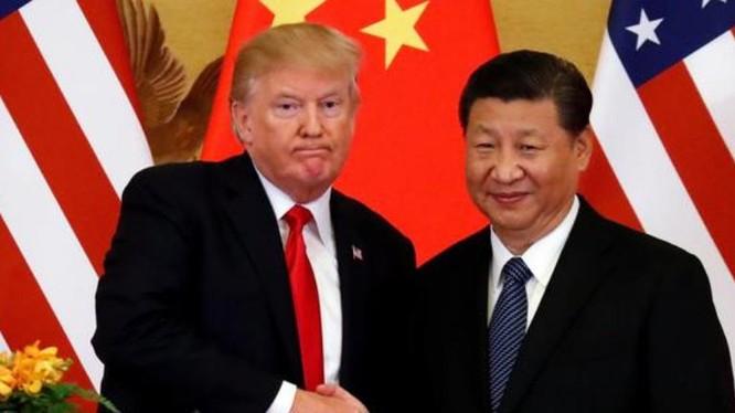 Mỹ và Trung Quốc đang cạnh tranh ngôi vị số 1 thế giới. Ảnh: Reuters.