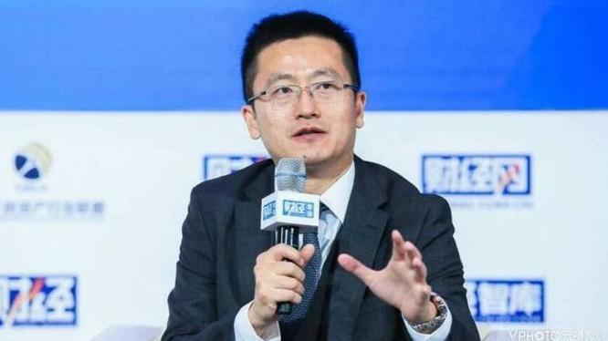 Nhà nghiên cứu Trương Minh, Trung tâm nghiên cứu kinh tế và chính trị quốc tế, Viện Khoa học xã hội Trung Quốc. Ảnh: Economy.