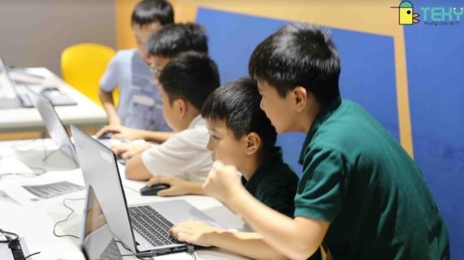 Chương trình này nhằm tạo nên một sân chơi công nghệ cho trẻ em từ 6 – 15 tuổi ở Việt Nam.