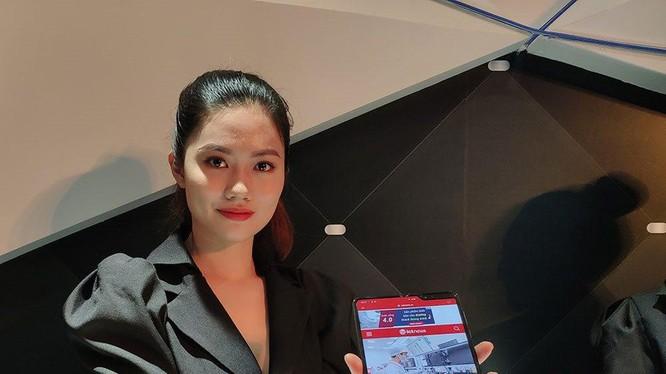 Samsung ra mắt siêu phẩm Galaxy Fold tại thị trường Việt Nam với giá 50 triệu đồng