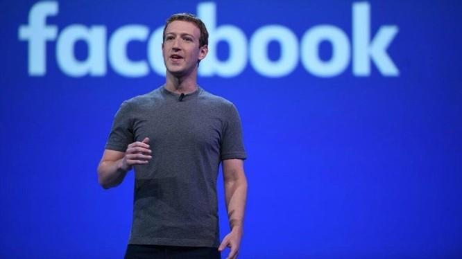Giám đốc điều hành (CEO) Facebook Mark Zuckerberg. (Nguồn: Bloomberg)