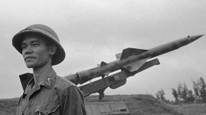 Tên lửa Sam-2 đã trở thành huyền thoại trong chiến tranh Việt Nam