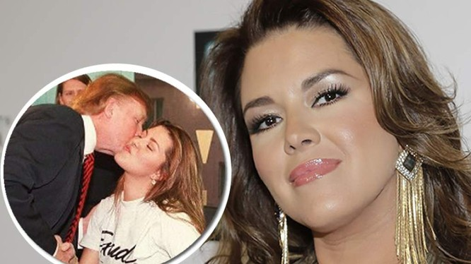 Hoa hậu Alicia Machado bị ám ảnh vì sự xúc phạm của ông Trump