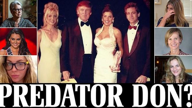 Ông Trump vướng vào một loạt bê bối mới