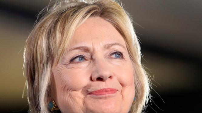 Bà Hillary Clinton là một trong các kiến trúc sư của chiến lược xoay trục sang châu Á-Thái Bình Dương