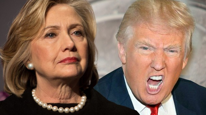 Cuộc quyết đấu cuối cùng giữa hai đối thủ Hillary Clinton và Donald Trump đã nóng lên từ trước khi khai màn