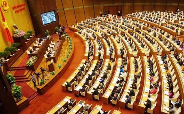 Quốc hội dự kiến làm việc trong 26 ngày tại kỳ họp thứ hai