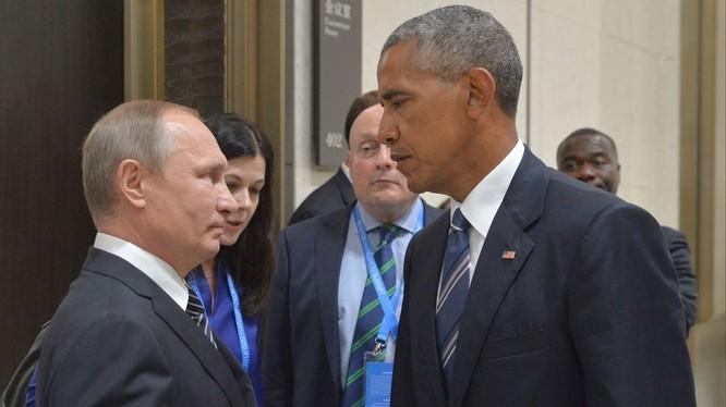 Sự căng thẳng giữa Nga và Mỹ thể hiện rõ qua cuộc tiếp xúc giữa hai nguyên thủ quốc gia