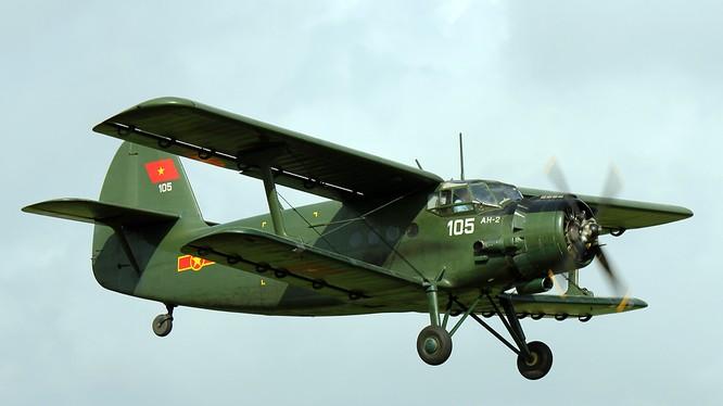 Máy bay AN-2 của không quân Việt Nam