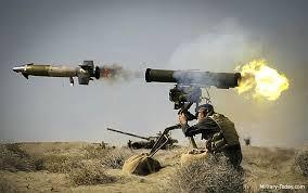 Loại tên lửa chống tăng Kornet của Nga chứng tỏ độ lợi hại trên chiến trường