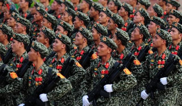 Lực lượng đổ bộ đường không của quân đội nhân dân Việt Nam