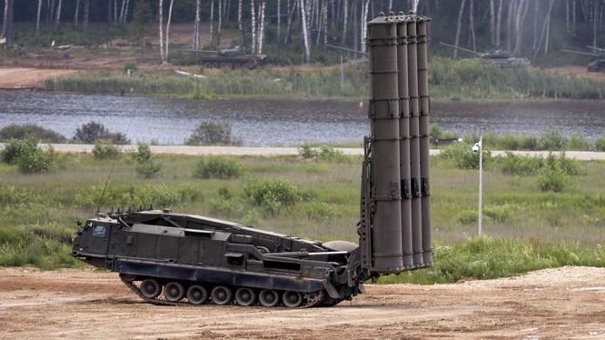 Nga đã triển khai 7 hệ thống S-300 tại Syria