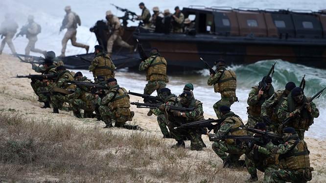 NATO đang đặt 300.000 trong trạng thái báo động cao