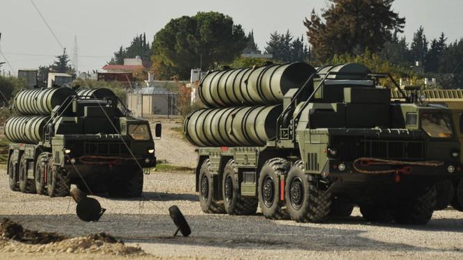 Tên lửa S-400 Nga rất đắt khách
