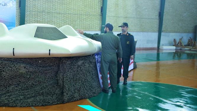 Iran đã bắt sống một máy bay không người lái RQ-170 của Mỹ nhờ hệ thống tác chiến điện tử Nga