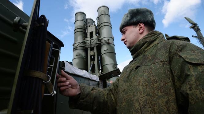 Nga đã triển khai các hệ thống phòng thủ rất mạnh tại bán đảo Crimea
