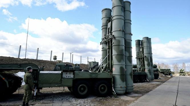 Nga đã triển khai nhiều tổ hợp tên lửa phòng không hiện đại bảo vệ Crimea