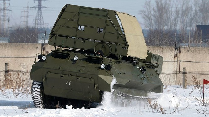 Tổ hợp tác chiến điện tử của Nga