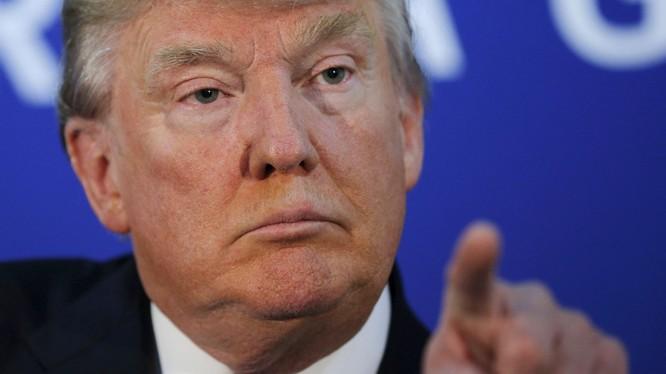 Ông Donald Trump không đùa về chính sách đối với Trung Quốc