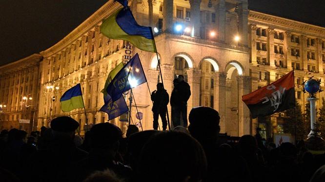 Phong trào Maidan đã gây ra ra cuộc chính biến Ukraine năm 2014