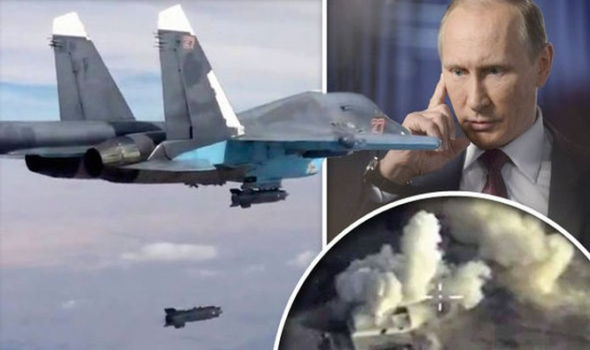 Chiến dịch quân sự của Nga đã thay đổi hoàn toàn cục diện chiến trường Syria