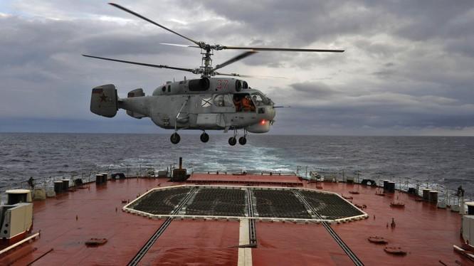 Trực thăng săn ngầm của Nga