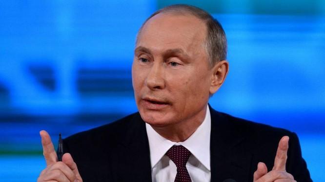 Ông Putin có sức hút lớn với giới truyền thông