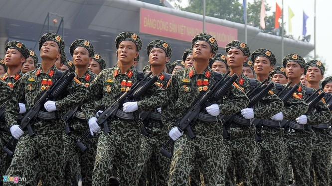 Quân đội Nhân dân Việt Nam anh hùng ngày càng tinh nhuệ, hiện đại
