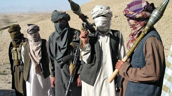 Quân Taliban ở Afghanistan là một lá bài trong ván cờ địa chính trị của các cường quốc