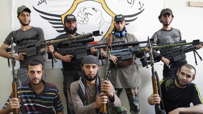 Syria có vô số nhóm phiến quân khác nhau