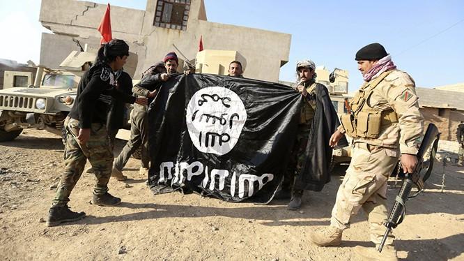 Lực lượng Iraq đã chiếm được trụ sở nhóm chiến binh IS gốc Chechnya