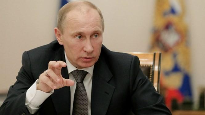 Ông Putin là đối tượng tấn công, bài bác của tình báo Mỹ