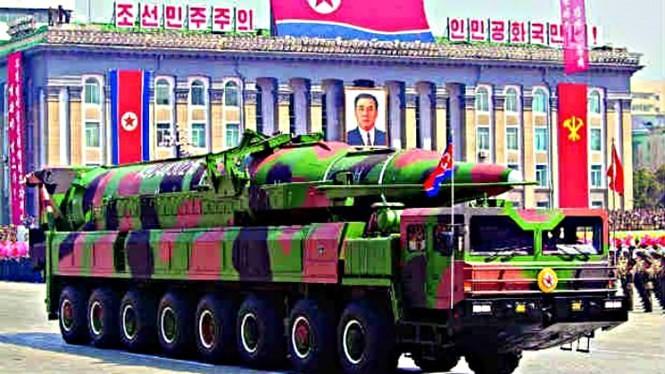 Tên lửa đạn đạo tầm xa của Triều Tiên
