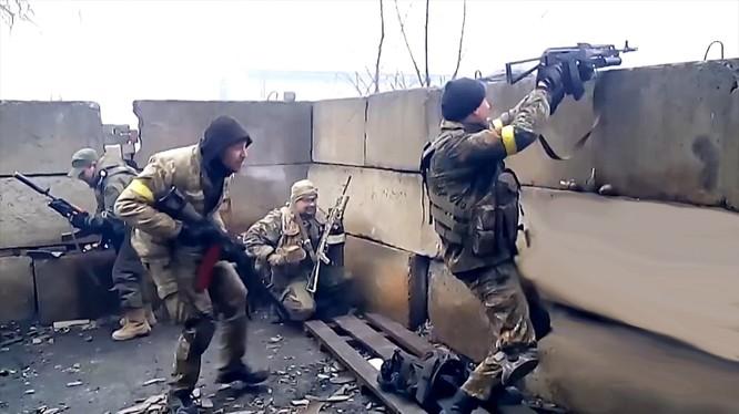 Chiến sự vẫn âm ỉ tại khu vực Donbass, Ukraine