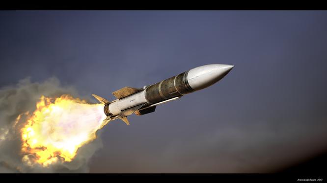 Tên lửa không đối không R-37 của Nga vẫn vô đối về tầm bắn