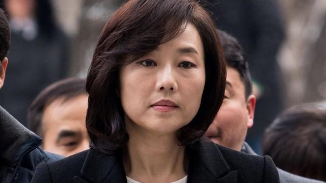 Bà Cho Yoon Sun