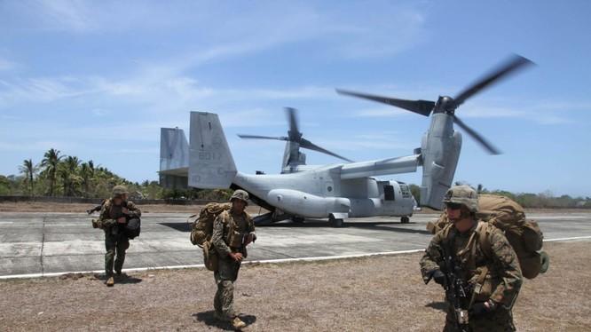 Mỹ đã quyết định điều động thêm lực lượng đề phòng tình hình Biển Đông