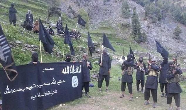 Phiến quân IS khét tiếng tàn bạo
