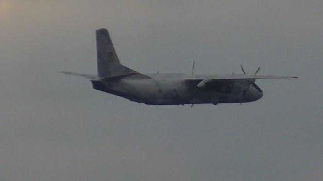 Máy bay AN-26 của Ukraine
