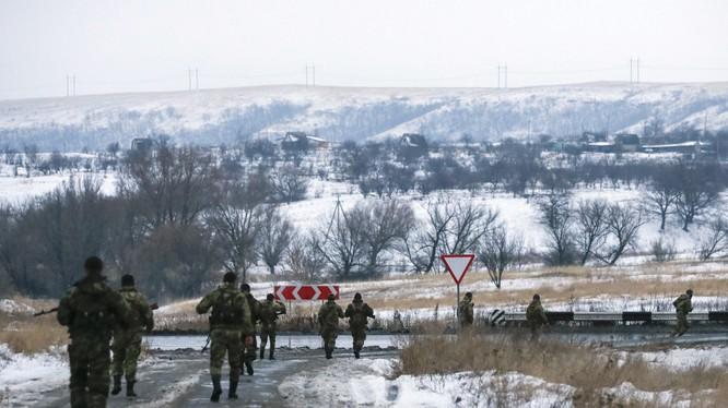 Dân quân ly khai ở Donbass