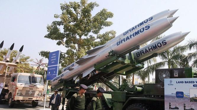 Tên lửa BrahMos của Ấn Độ được nhiều nước quan tâm