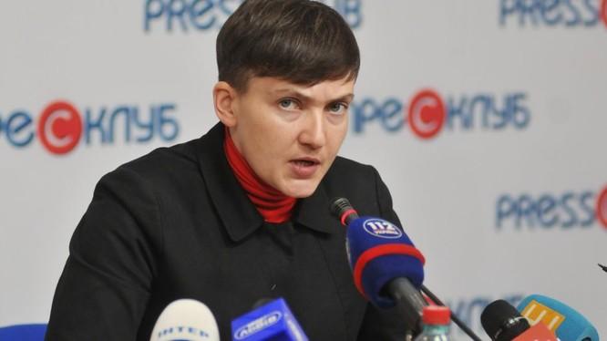 Bà Nadezhda Savchenko